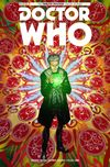 [The cover image for Doctor Who Ghost Stories]