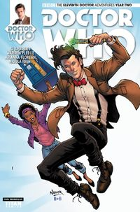 [Image for Doctor Who: The Eleventh Doctor]
