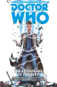 [Image for Doctor Who: The Tenth Doctor Vol. 3: The Fountains of Forever]