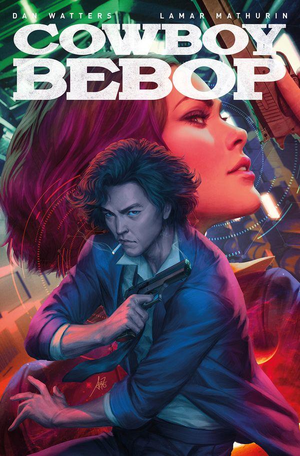 [Cover Art image for Cowboy Bebop]