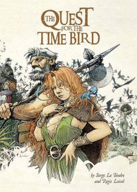 [Image for The Quest for the Time Bird]