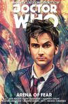 [The cover image for Doctor Who: The Tenth Doctor Vol. 5: Arena of Fear]
