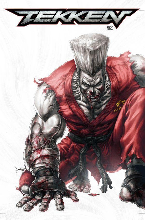 [Cover Art image for Tekken]