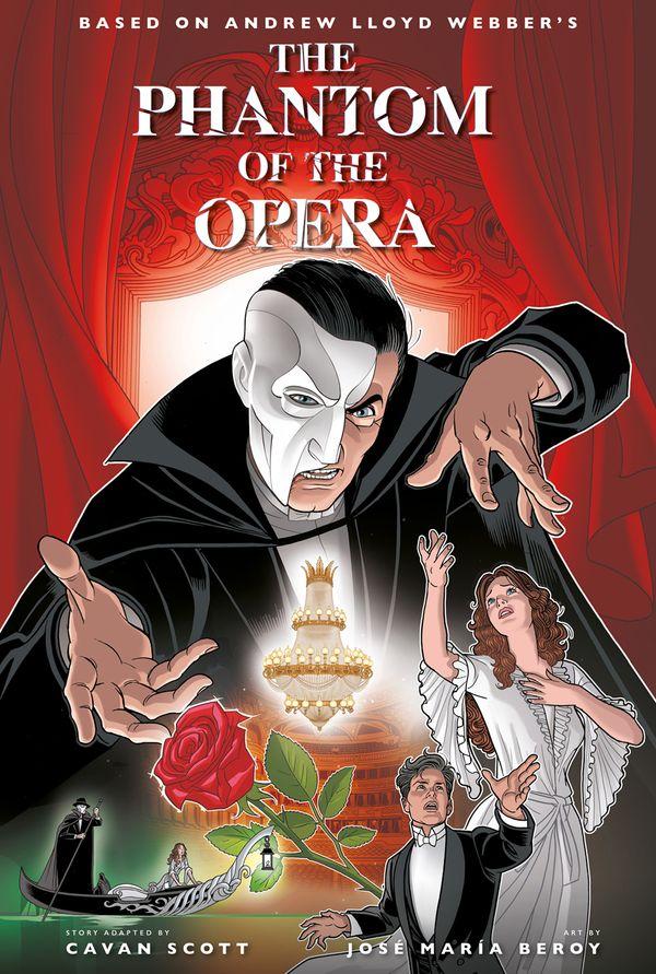 [Cover Art image for Phantom of the Opera]