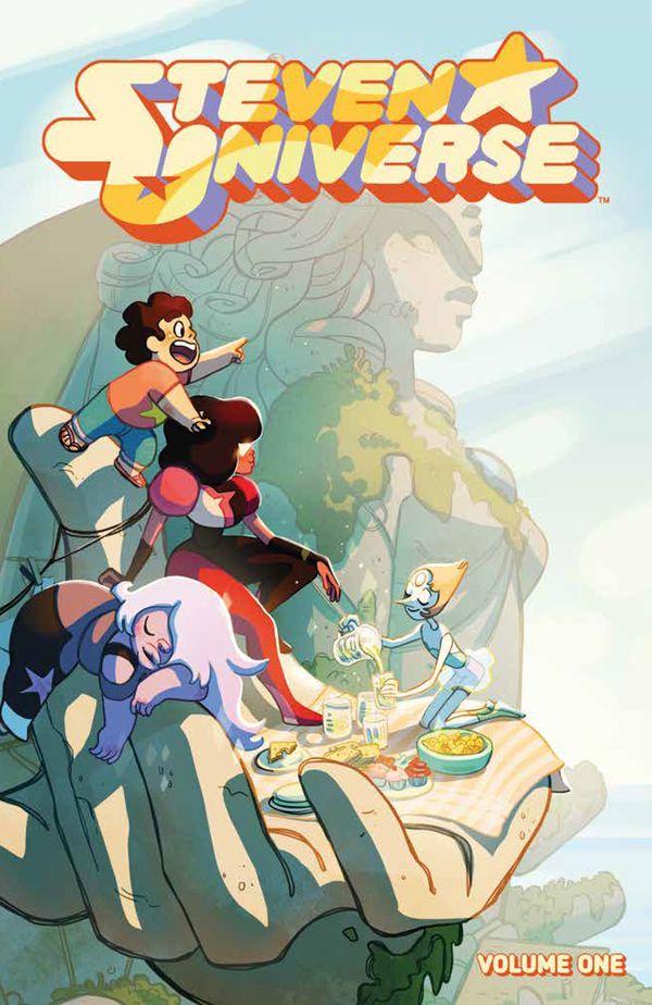 [Cover Art image for Steven Universe]