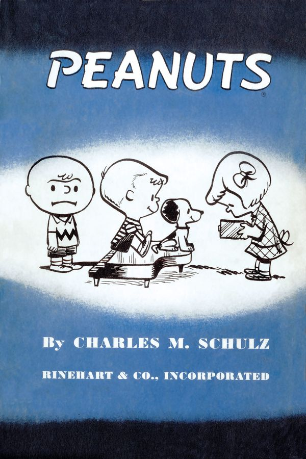 [Cover Art image for Peanuts]