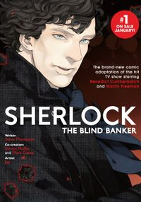 [Image for Sherlock: The Blind Banker]
