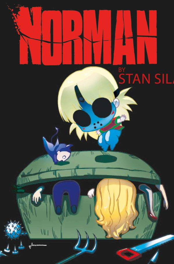 [Cover Art image for Norman: The First Slash]