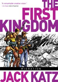 [Image for The First Kingdom Vol. 4: Migration]