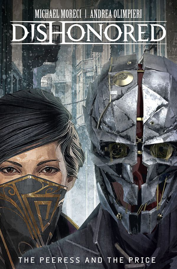 [Cover Art image for Dishonored]