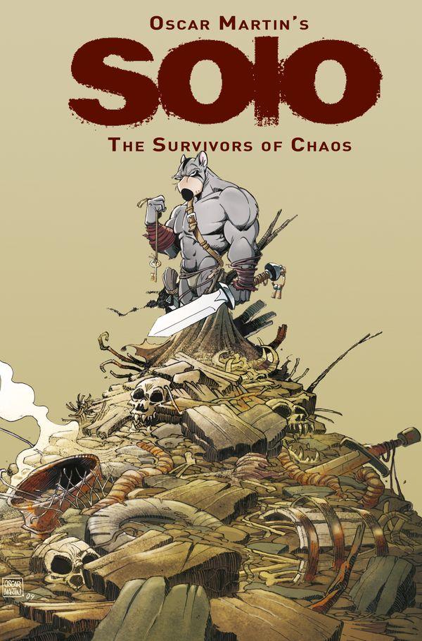 [Cover Art image for Oscar Martin's Solo: The Survivors Of Chaos]