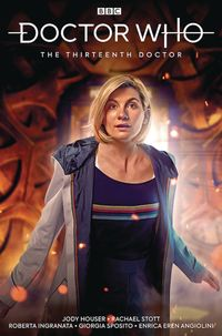 [Image for Doctor Who: The Thirteenth Doctor Vol. 2: Hidden Human History]