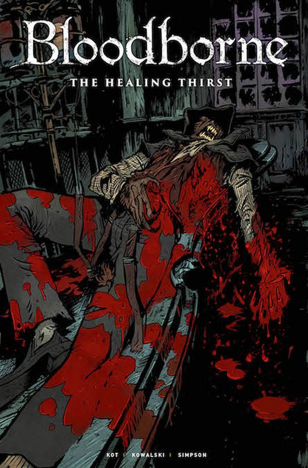 [Cover Art image for Bloodborne: The Healing Thirst]