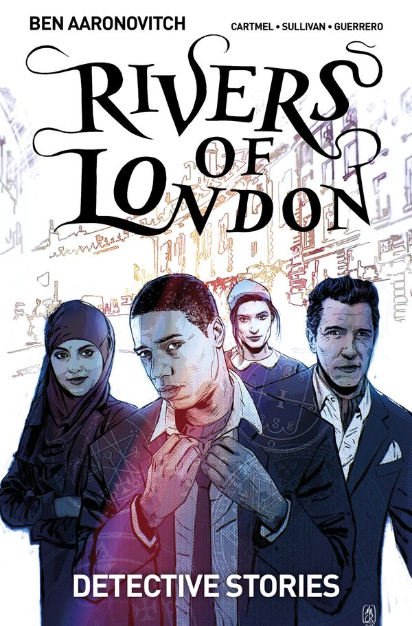 [Cover Art image for Rivers Of London: Detective Stories]