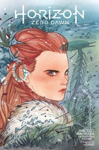 [Image for HORIZON ZERO DAWN #1 PEACH MOMOKO SAN DIEGO COMIC-CON EXCLUSIVE COVER REVEALED!]
