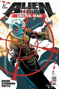 [Image for Alien Legion: Uncivil War]
