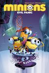 [The cover image for Minions: Evil Panic]