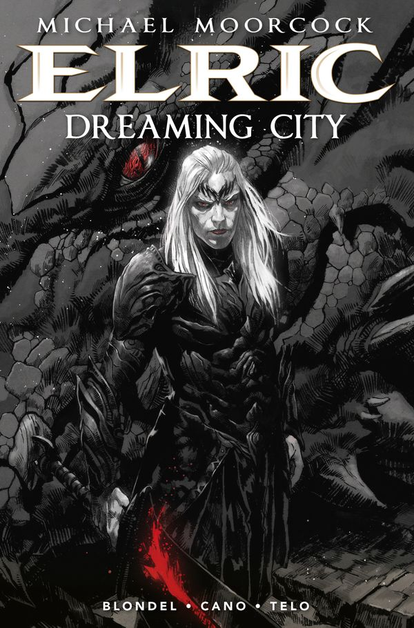[Cover Art image for Michael Moorcock's Elric Vol. 4: The Dreaming City]