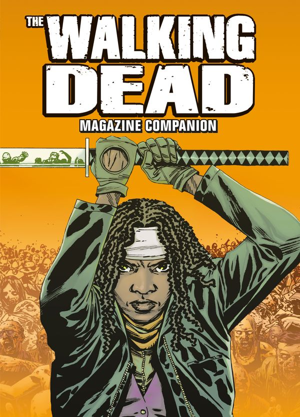 [Cover Art image for The Walking Dead: Magazine Companion]