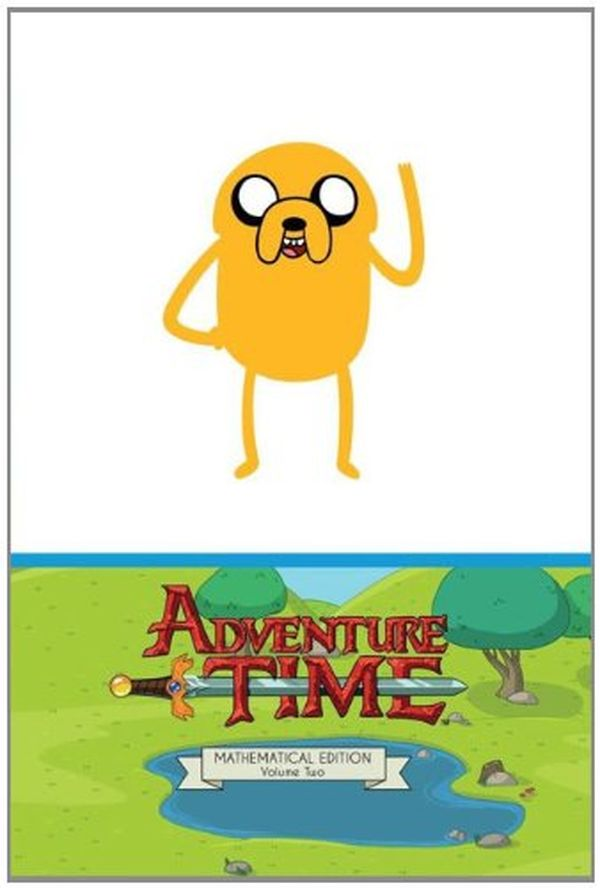 [Cover Art image for Adventure Time Vol. 2 Mathematical Edition]