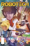 [The cover image for Robotech]