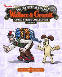 [Image for Wallace & Gromit: The Complete Newspaper Strips Collection Vol. 4]