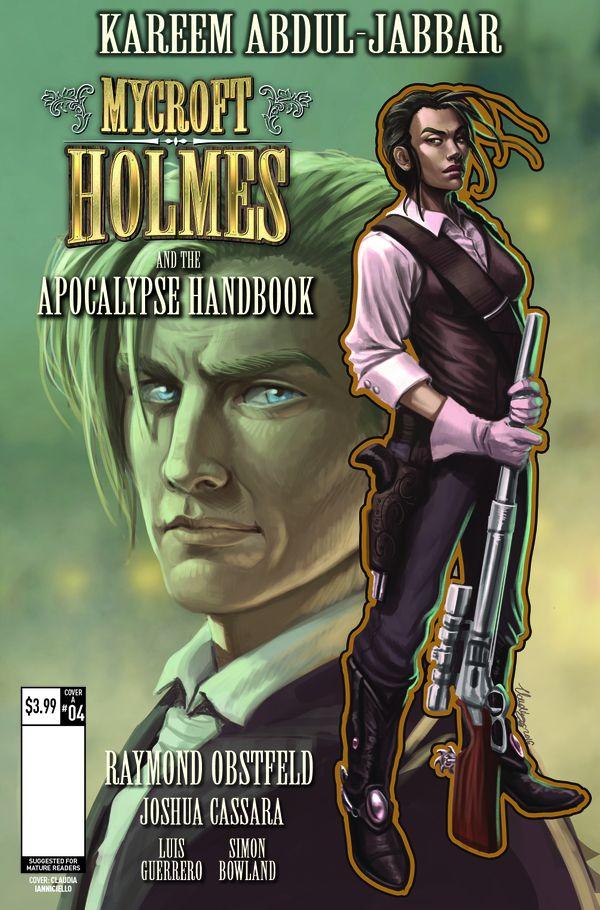 [Cover Art image for Mycroft]