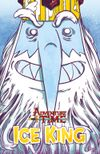 [The cover image for Adventure Time: Ice King]