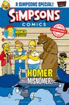 [The cover image for Simpsons Comic #26]