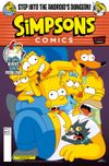 [The cover image for Simpsons Comics #40]