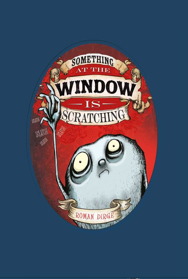 [Cover Art image for Something At The Window Is Scratching]