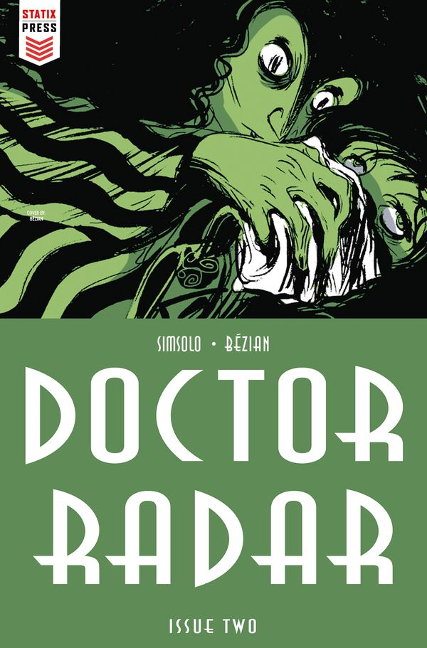 [Cover Art image for Dr Radar]
